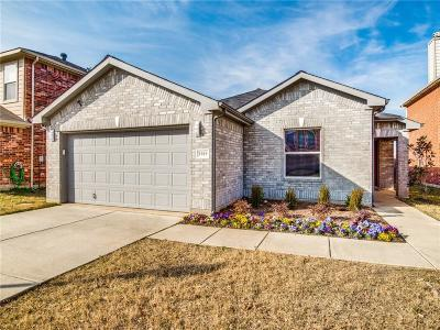 Little Elm Single Family Home For Sale: 2019 Bishop Hill