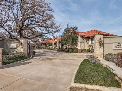 Colleyville Single Family Home For Sale: 2212 Glade Road