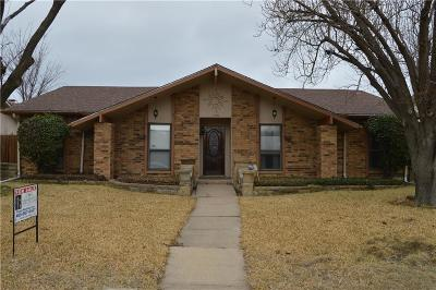 Mesquite Single Family Home For Sale: 1131 Warwick Drive