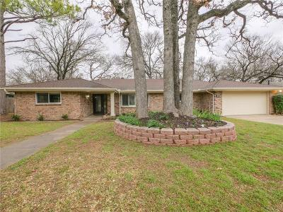Bedford TX Single Family Home For Sale: $299,000