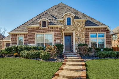 Lewisville Single Family Home Active Option Contract: 1224 Lambeth Lane