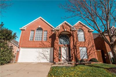 Lewisville Single Family Home For Sale: 1409 Chinaberry Drive