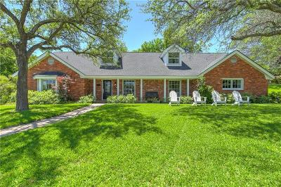 Fort Worth Single Family Home For Sale: 4116 Rowan Drive