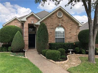 Plano Single Family Home Active Option Contract: 3041 Silver Springs Lane