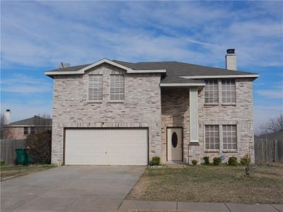 Cedar Hill Single Family Home For Sale: 1214 Beatty Drive