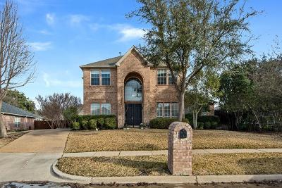 McKinney Single Family Home For Sale: 2822 Rosewood Boulevard