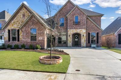 Rockwall Single Family Home For Sale: 107 Crestbrook Drive