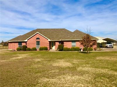 Johnson County Single Family Home For Sale: 2716 County Road 920