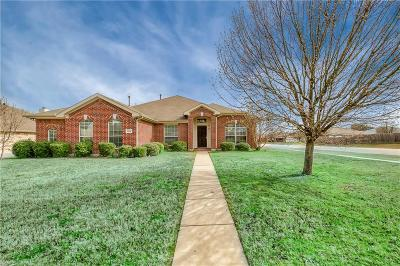 Forney Single Family Home For Sale: 1000 Winchester Drive