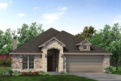 Tarrant County Single Family Home For Sale: 7213 Paso Verde Drive