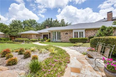 Dallas Single Family Home For Sale: 17110 Spanky Place