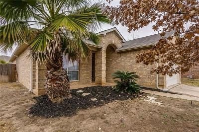 Fort Worth Single Family Home For Sale: 10141 Bull Run