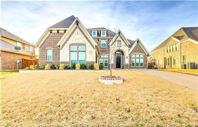 Grand Prairie Single Family Home For Sale: 7207 Neblina Drive