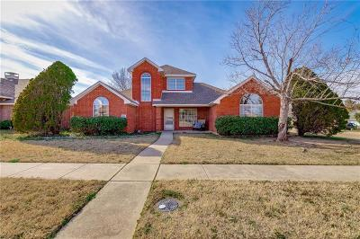 Frisco Single Family Home For Sale: 9961 Williford Trail