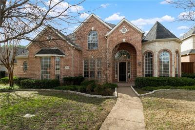 Irving Single Family Home For Sale: 7421 Ruston Lane