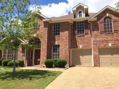 Collin County Single Family Home For Sale: 5212 Arrowhead Way