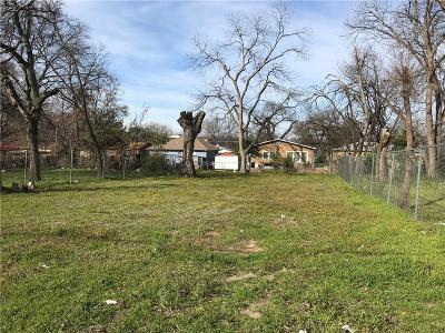Dallas County Residential Lots & Land For Sale: 1919 Pueblo Street