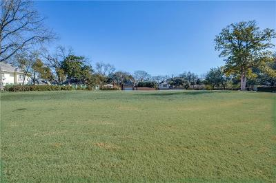 Highland Park Residential Lots & Land For Sale: 4500 Lakeside Drive