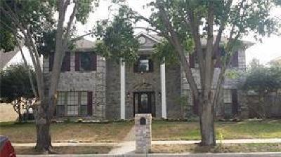 Lewisville Single Family Home For Sale: 1316 Bogard