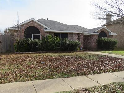 Mesquite Single Family Home For Sale: 2516 Buck Drive