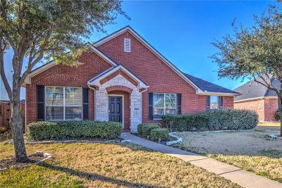 Wylie Single Family Home For Sale: 2807 Sequoia Lane