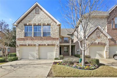 Dallas County Townhouse For Sale: 2948 Sicily Way #1201