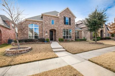 Sachse Single Family Home For Sale: 3336 Meadow Bluff Lane