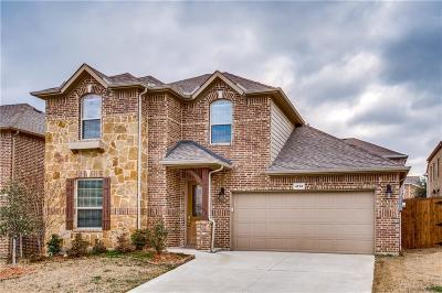 Irving Single Family Home For Sale: 4154 Napoli Way