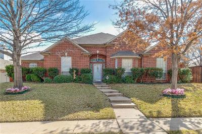 Lewisville Single Family Home For Sale: 908 Brittany Drive