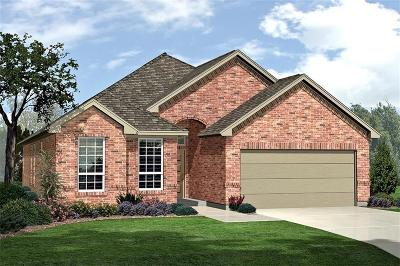 Fort Worth TX Single Family Home For Sale: $259,990