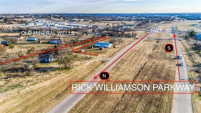 Weatherford Farm & Ranch For Sale: 1866 Old Mineral Wells Highway