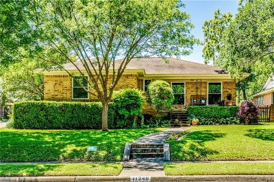 Dallas Single Family Home For Sale: 11246 Lanewood Circle