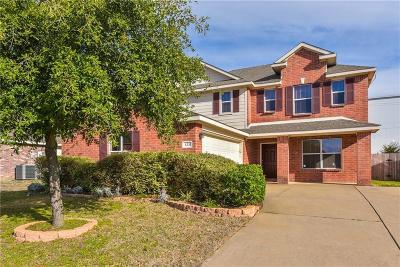 Red Oak Single Family Home For Sale: 123 Harvest Hill