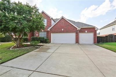 Flower Mound Single Family Home Active Option Contract: 5809 Northcrest Drive