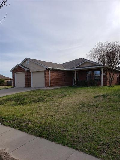 Crandall, Combine Single Family Home For Sale: 209 Rio Grande Drive