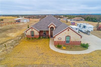 Parker County Single Family Home For Sale: 6120 Veal Station Road