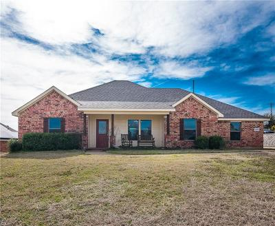 Lavon Single Family Home Active Option Contract: 14130 Equestrian Trail