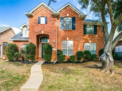 Lewisville Single Family Home Active Contingent: 1327 Pinehurst Drive