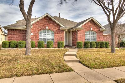 Allen Single Family Home For Sale: 1724 River Oaks Drive