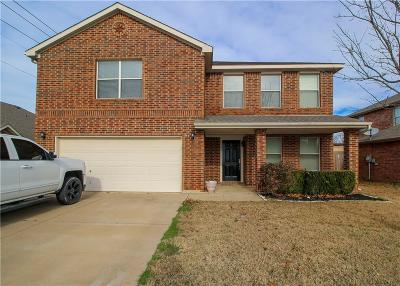 Arlington Single Family Home For Sale: 701 Blue Sky Drive