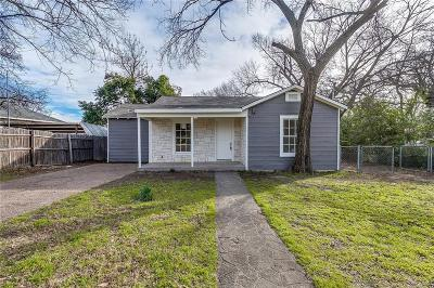 Parker County Single Family Home For Sale: 911 S Waco Street