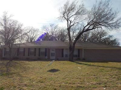 Richland Hills Residential Lease For Lease: 7448 Bridges Avenue