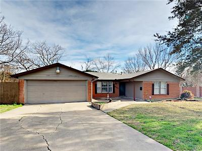North Richland Hills Single Family Home For Sale: 4804 Maple Street