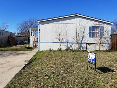 Little Elm Single Family Home For Sale: 449 Woodgrove Drive
