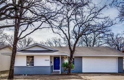 Dallas TX Single Family Home For Sale: $165,000