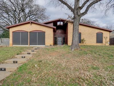 Fort Worth Single Family Home For Sale: 1417 Pamela Lane