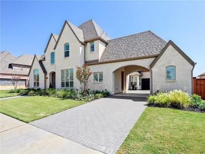 Prosper Single Family Home For Sale: 4361 Woodbine Lane