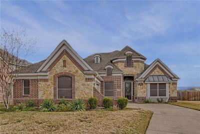 Mansfield Single Family Home Active Option Contract: 703 Eagle Court