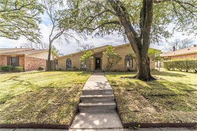 Garland Single Family Home For Sale: 2830 Dove Meadow Drive