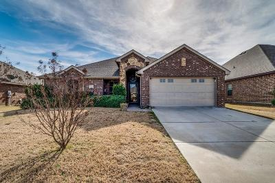 Waxahachie Single Family Home For Sale: 210 Ghost Rider Road
